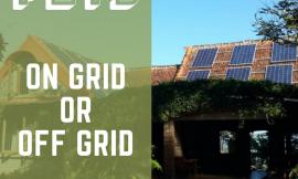 PLTS off-grid ataukah on-grid yang cocok untuk kita?