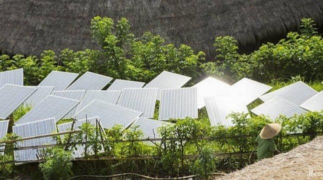 Bos Gerbang Multindo Nusantara dan CFO Warung Energi Rasakan Hangatnya Bisnis di Industri Solar PV